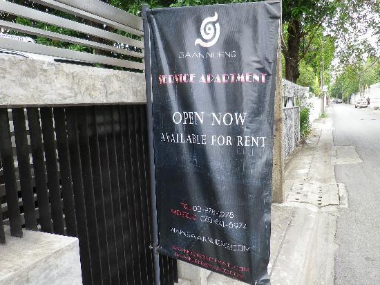 Baan Nueng Aree 5: アパートとして月20000B~で貸しているようです。