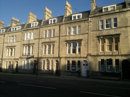 Bathwick Street B & B: 16 Bathwick Street