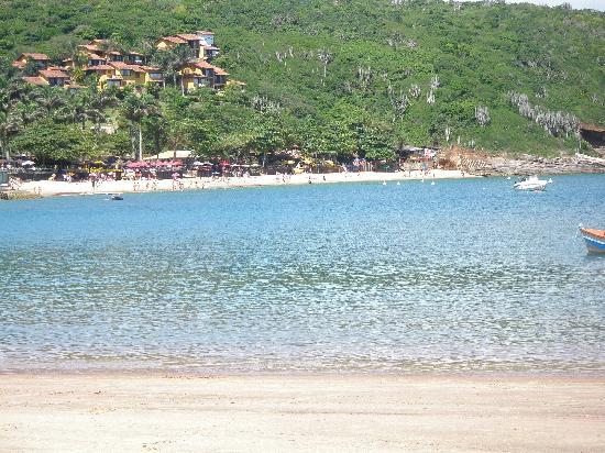 Joao Fernandinho Beach: playa