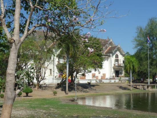 Chao Sam Phraya Museum : le bâtiment principal inauguré en 1961