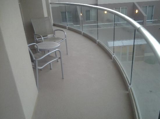 Homewood Suites by Hilton Phoenix Airport South: Balcony