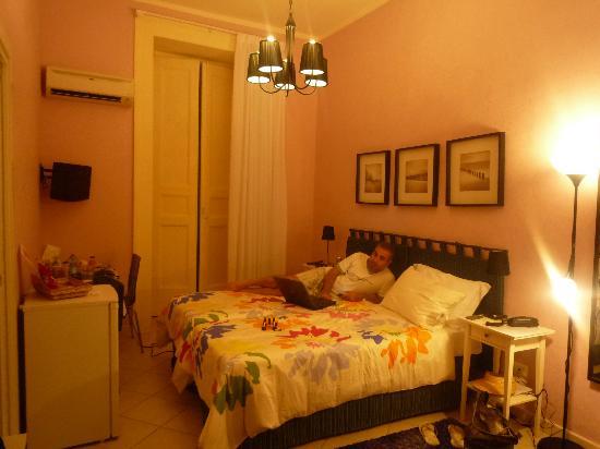 B&B Augusteo: la habitación