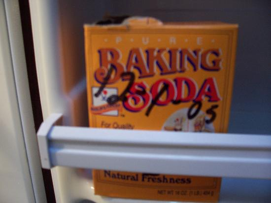 King's Bay Lodge: Ancient Baking Soda