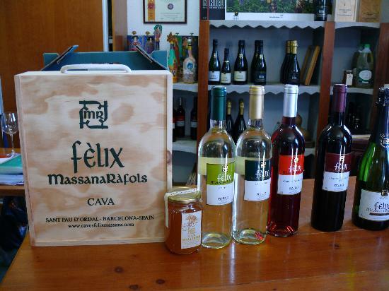 Spanish Trails by Alba Programas: felix wines & cava