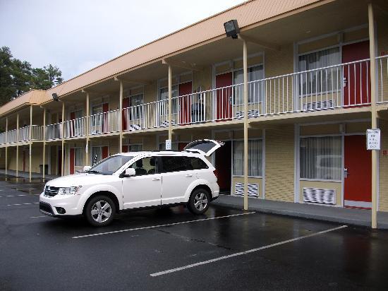 Rodeway Inn & Suites: Motel mit Außenzugängen