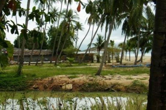 Zara Beach Resort: Blick zum Strand