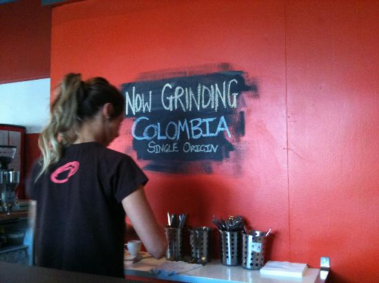Cafe 140: Cafe One Forty - Colombian Coffee