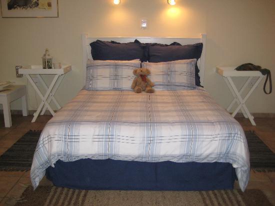 Parkers Cottages : Bedroom