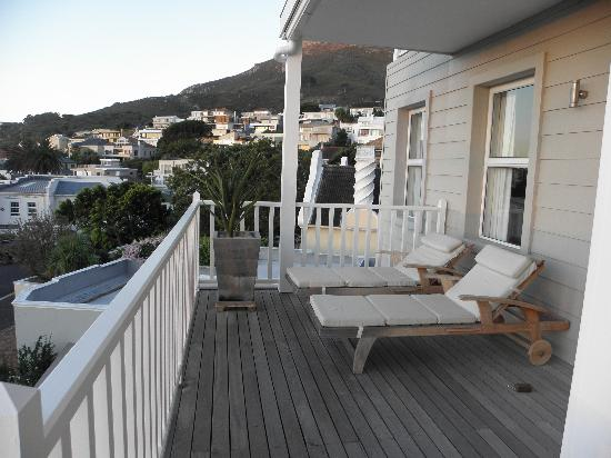 Sea Five Boutique Hotel : Ocean View Balcony