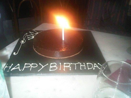 my nonnas birthday cake!