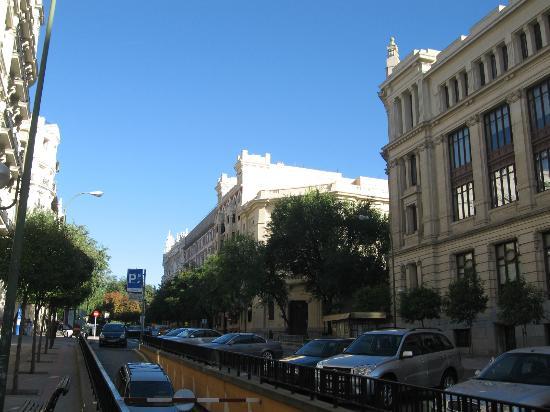 Casas en el barrio de salamanca picture of barrio de salamanca madrid tripadvisor - Barrio salamanca madrid ...