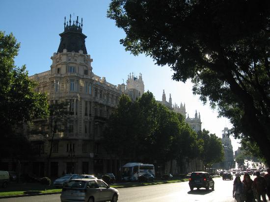 Barrio de salamanca cerca del museo del prado picture of barrio de salamanca madrid tripadvisor - Barrio salamanca madrid ...
