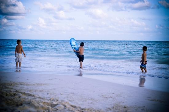 Paradisus Playa Del Carmen La Esmeralda : La Esmeralda Beach