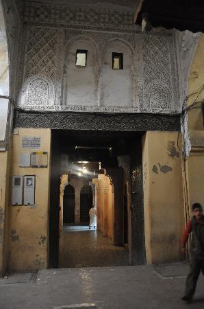 Bou Inania Medersa: Madrassa Bou Inania Entrada