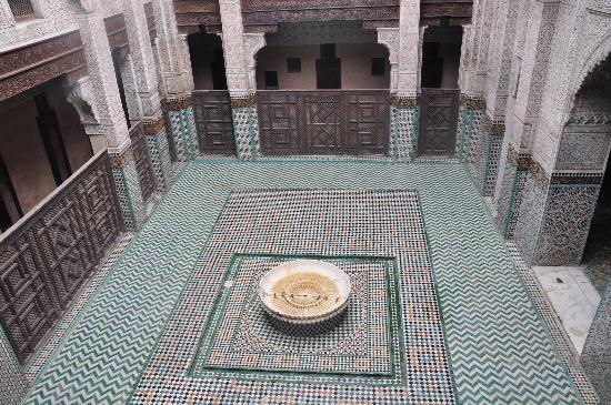 Bou Inania Medersa: Madrassa Bou Inania