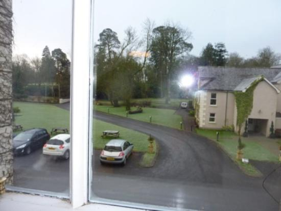 Tullylagan Country House Hotel: View from the bedroom