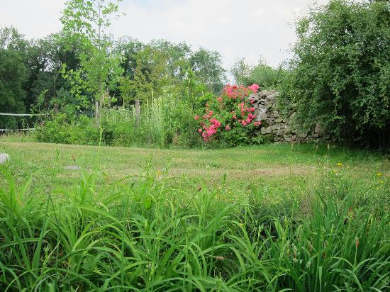 Cascina Incocco: The Backyard