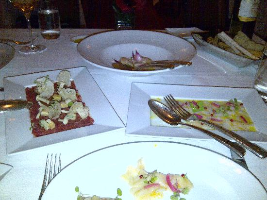 Casa Lever: some starters