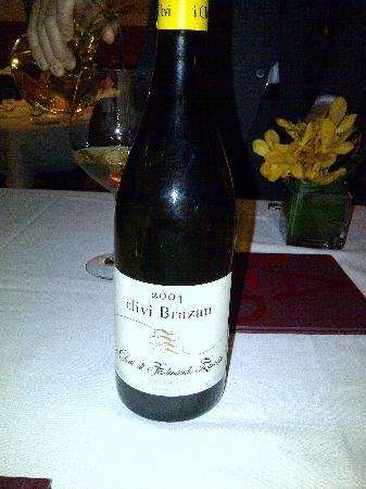 Casa Lever: second wine