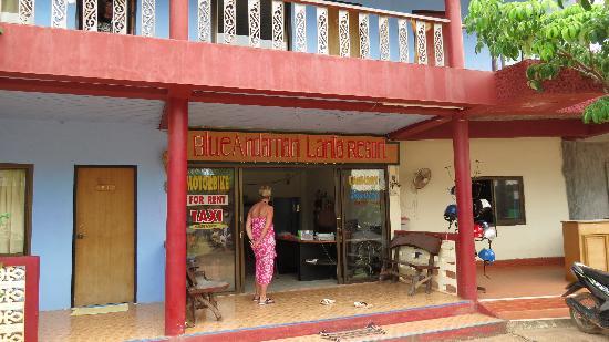บลูอันดามัน ลันตา รีสอร์ท: Front office and reception
