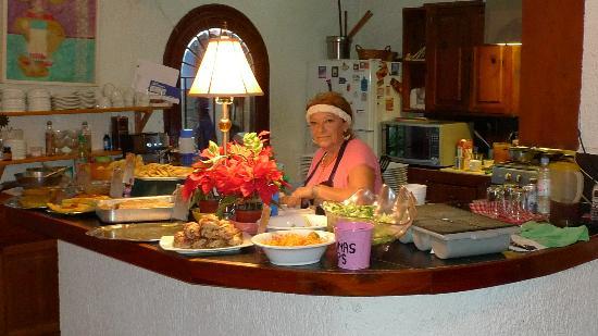 La Cucina Italiana : Siñora Laila