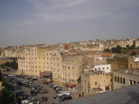 Bab Al Madina: Le  quartier  ...