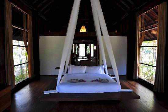 Villa Inle Resort & Spa: bedroom