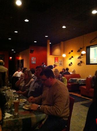 Hutch & Harris Pub: Daniel is awesome!!!! great server!
