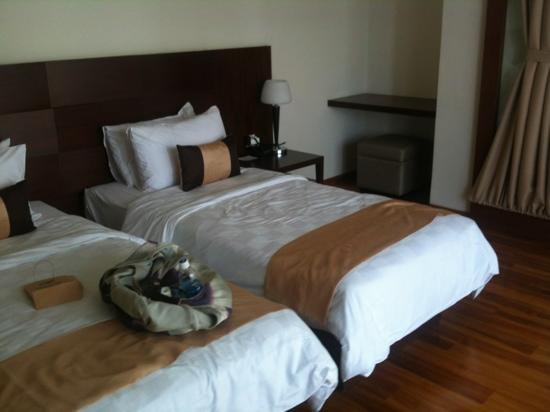 Amadea Resort & Villas: upstairs villa bedroom
