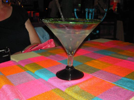 Tequila y Guacamole: Margarita