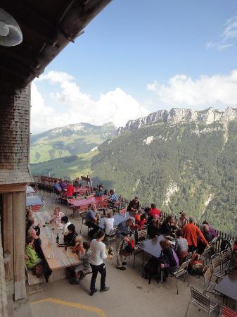 Berggasthaus Ebenalp: Beautiful setting