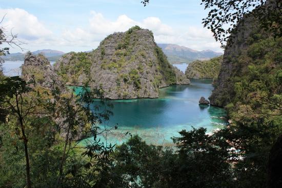 Club Paradise Palawan : Kayangan Lake