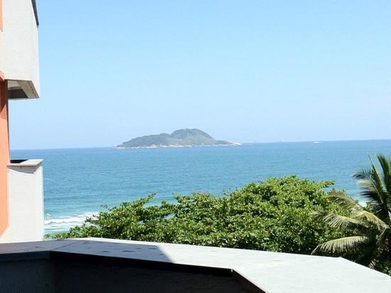 Tombo beach: ilha da moela