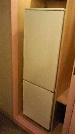Asahikawa Park Hotel: 冷蔵庫