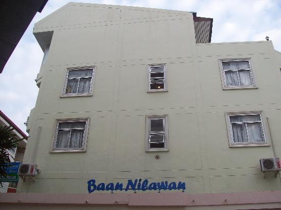 Baan Nilawan Hua-hin Hotel: Side of hotel