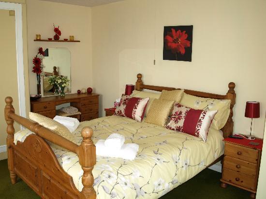 Wracombe Bed & Breakfast : Bedroom 1