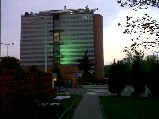 Expo : hotel