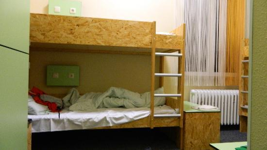 Pathpoint Cologne Backpacker Hostel: Beds