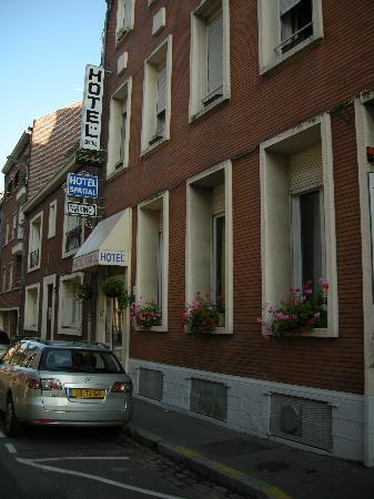 Hotel Au Spatial: hotel