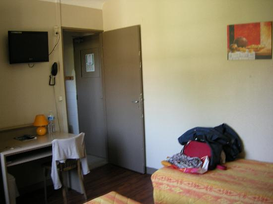 Hotel Au Spatial: chambre