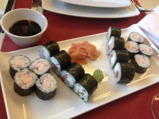 Nui Multiasian Restaurant: Sushi