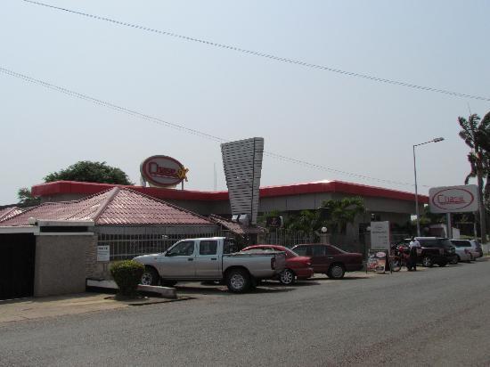 Chase Restaurant - Streetside