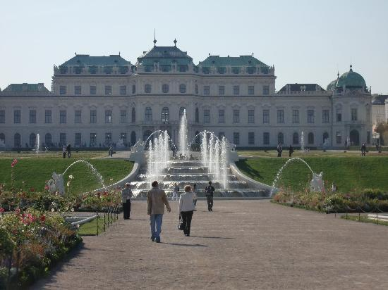 Belvedere Palace Museum: 上宮