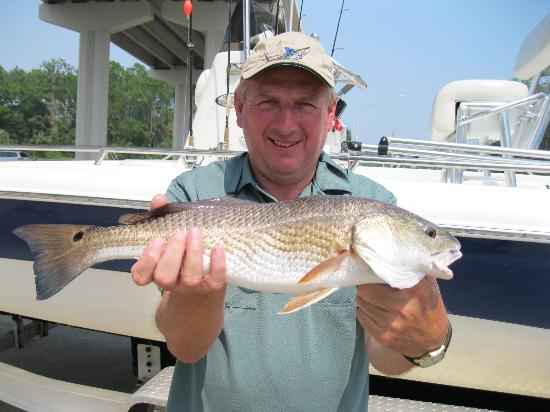 North Florida Fishing Charters: Back waters in Jacksonville