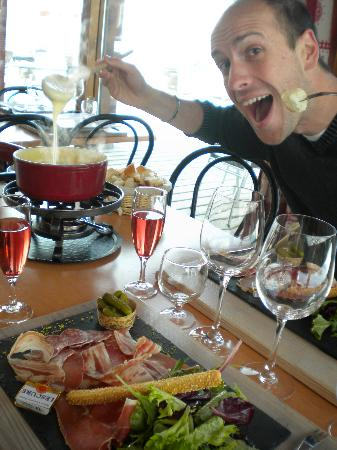 Restaurant du Lac: Feb/2012