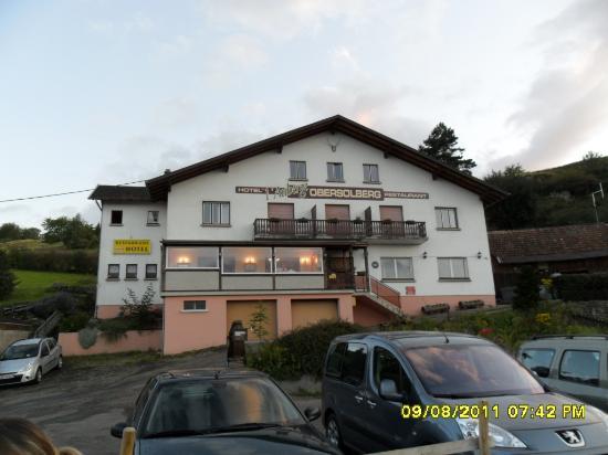 Auberge Obersolberg : voici l'hotel obersolberg