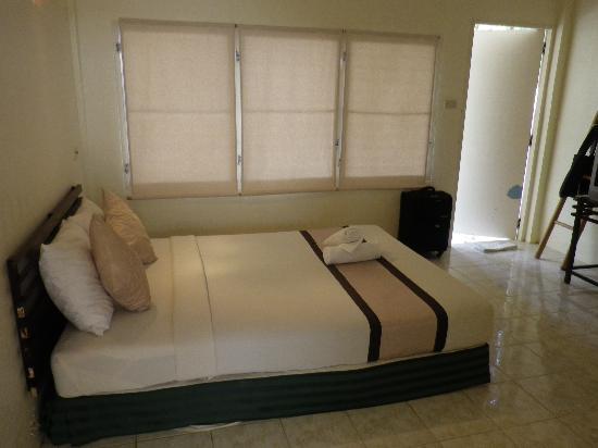 Lima Coco Resort: スタンダードルームはいたってシンプルです