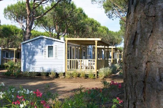 Orbetello Camping Village: Mobile Home Riviera