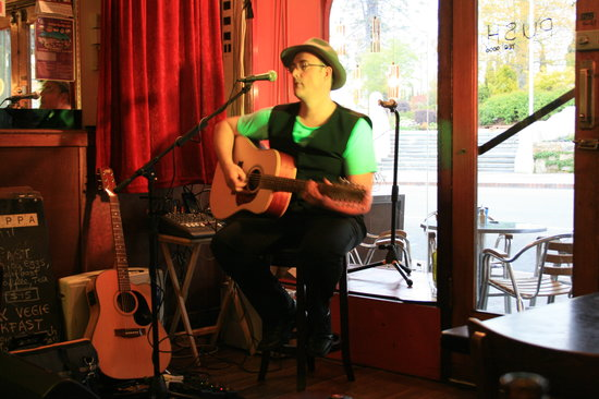 Cafe Zuppa: Live Musik