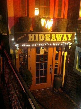 Jimmy's HideAway: Feb 2012